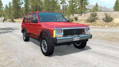 Jeep Cherokee (XJ) pour BeamNG Drive