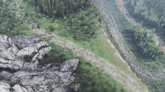 Alpine ballade pour Spin Tires