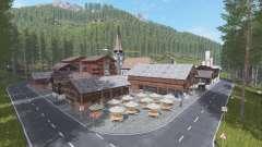 Tyrolean High Mountains v2.0 pour Farming Simulator 2017