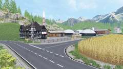 Alpental Forest Extreme v1.2 für Farming Simulator 2015