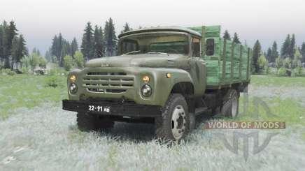 ZIL-130 4x4 für Spin Tires