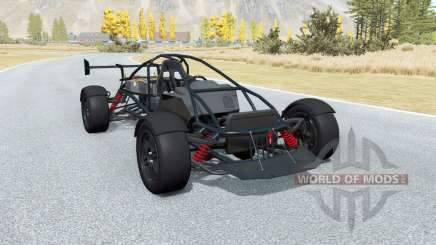 Civetta Bolide Track Toy v2.2 pour BeamNG Drive