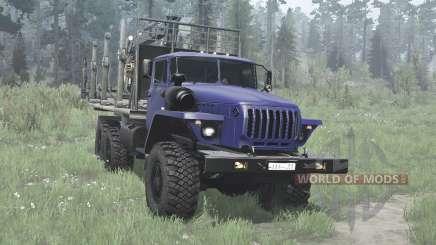 Ural-4320-41 für MudRunner