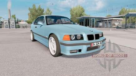 BMW M3 coupe (E36) pour Euro Truck Simulator 2
