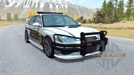 Hirochi Sunburst Police High-Speed Unit v1.0.1 pour BeamNG Drive