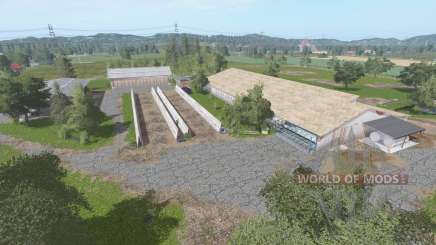 Gorzkowa v3.1 pour Farming Simulator 2017