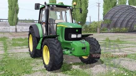 John Deere 6420 v5.0 für Farming Simulator 2017