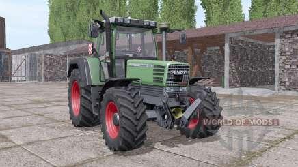 Fendt Favorit 509C pour Farming Simulator 2017