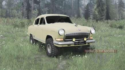 GAZ-21 Volga 4x4 pour MudRunner