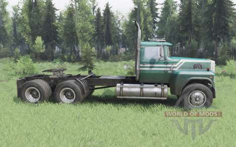 Ford LTL9000 1981 pour Spin Tires