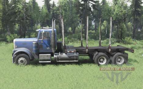 Freightliner FLD 120 SD pour Spin Tires