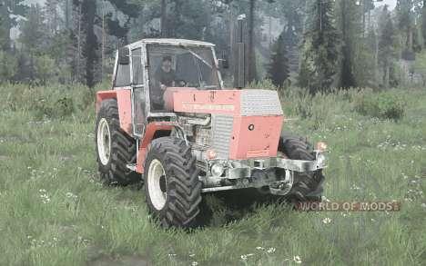 Zetor 12045 Crystal pour Spintires MudRunner