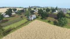 La région de l'ouest v1.2 pour Farming Simulator 2017