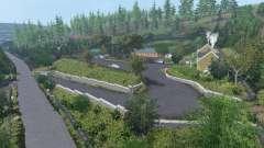 British Mountains für Farming Simulator 2015
