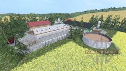 Hochkamp pour Farming Simulator 2015