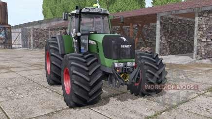 Fendt 926 Vario TMS more configurations v1.0.1 für Farming Simulator 2017