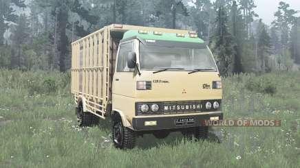 Mitsubishi Colt Diesel 125 PS pour MudRunner