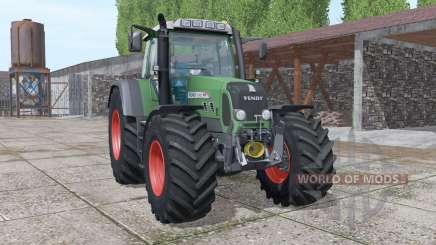 Fendt 818 Vario TMS v2.0 für Farming Simulator 2017