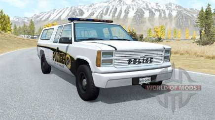 Gavril D-Series Firwood Police Department v5.3 pour BeamNG Drive