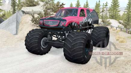 CRD Monster Truck v1.15 pour BeamNG Drive