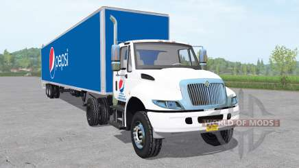 International DuraStar tractor Pepsi für Farming Simulator 2017