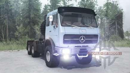 Mercedes-Benz NG 2632 (Br.395) 1974 für MudRunner