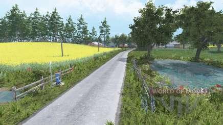Bolusowo v6.0 pour Farming Simulator 2015