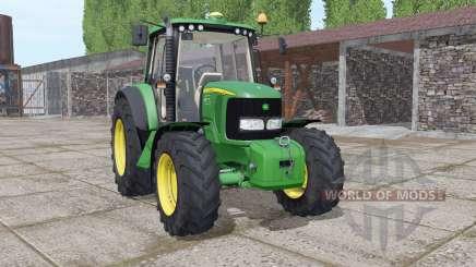 John Deere 6420 v5.0.0.1 für Farming Simulator 2017