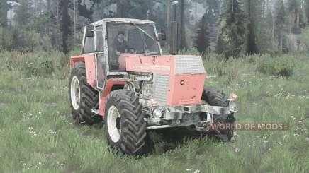 Zetor 12045 Crystal pour MudRunner