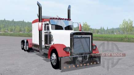 Peterbilt 389 custom pour Farming Simulator 2017