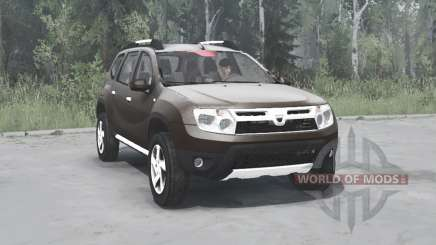 Dacia Duster 2010 pour MudRunner