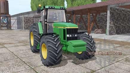 John Deere 7610 interactive control v2.0 für Farming Simulator 2017