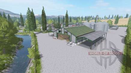 Beaver Creek seasons v1.1 pour Farming Simulator 2017