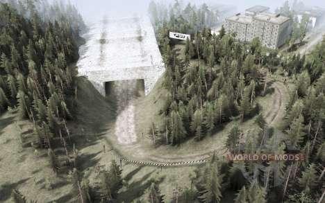 Forest Grand Prix v2.0 pour Spintires MudRunner