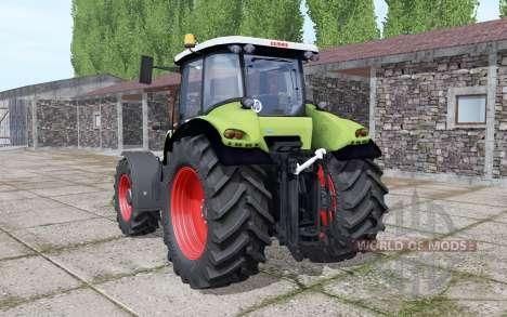 CLAAS Arion 620 opening doors pour Farming Simulator 2017