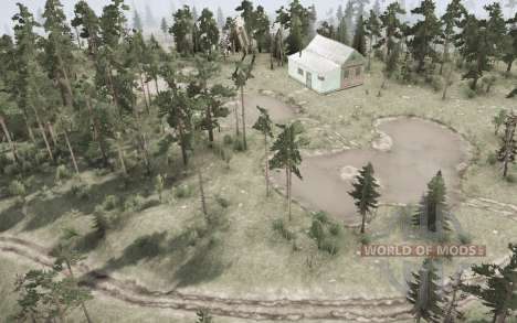 Pinocchio destroyers v1.1 pour Spintires MudRunner