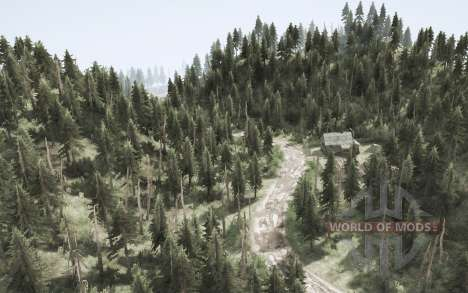 3 Îles pour Spintires MudRunner