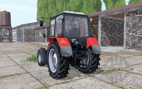MTZ-820 contrôle interactif pour Farming Simulator 2017