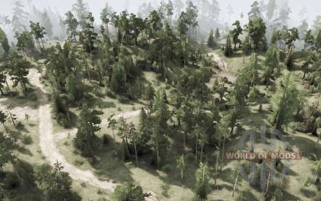 Out There pour Spintires MudRunner