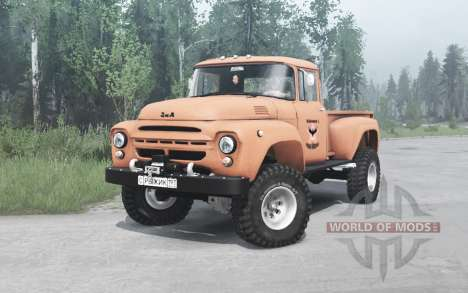 ZIL 130 Gingembre pour Spintires MudRunner