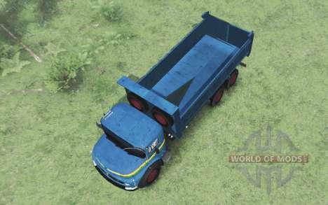 Mercedes-Benz L 1313 pour Spin Tires