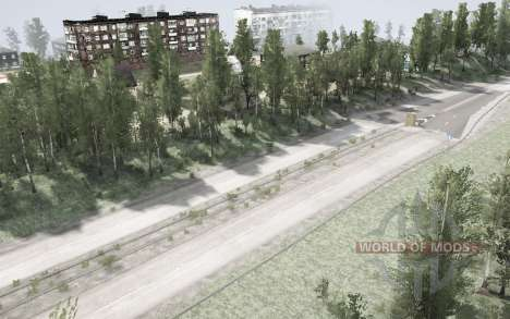 Carrière pour Spintires MudRunner