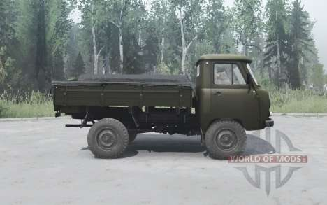 UAZ 452Д 1965 pour Spintires MudRunner
