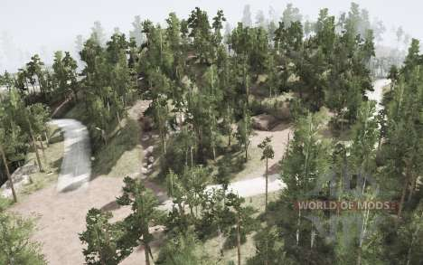 Frogs Creek pour Spintires MudRunner