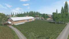Holzhausen v2.0 pour Farming Simulator 2015