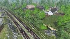 Ackendorf v1.3 für Farming Simulator 2015