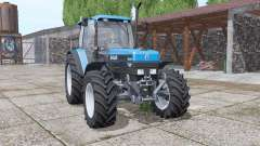 New Holland 8340 wide tyre pour Farming Simulator 2017
