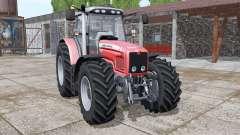 Massey Ferguson 6460 pour Farming Simulator 2017