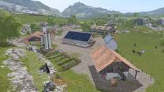 Old Slovenian Farm v2.0 für Farming Simulator 2017