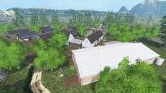 Ackendorf pour Farming Simulator 2015